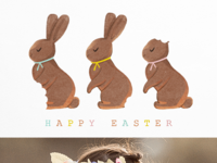 17 easter chocolatebunnies 1 front p
