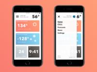 Soni - Mockup Weather App