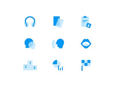 Icon Set For Speak Buddy icon
