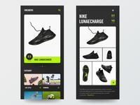 Sneaker App