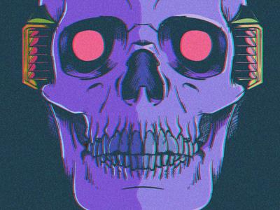 Space Robo Skull