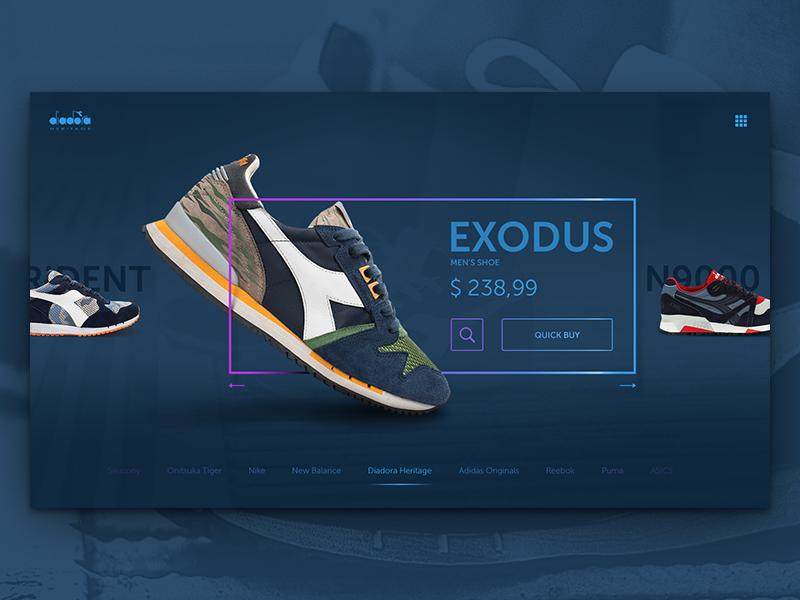 Shoes brand shop
