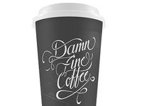 Damn Fine Coffee Cup