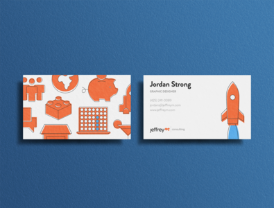 Business Card Concept #2