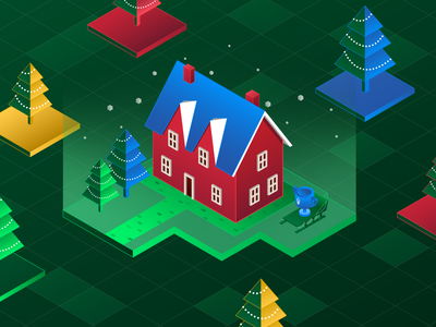 Microsoft Rewards Refresh - December holidays christmas gradient isometric 3d xbox ui microsoft app flat icon graphic design minimal branding vector illustration