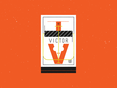 Vectober 18 – Trap vintage simple mid century modern victor vectober inktober mouse trap trap design illustration stylized
