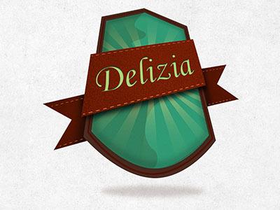 Delizia Logo Design delizia contest patrick lee zepeda