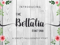 Bettalia Font Duo