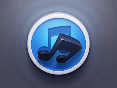 iTunes icon ui mvben china
