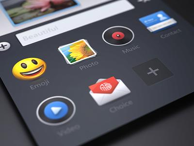 Icon iphone app ui mvben china icon