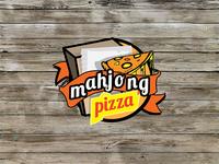 Mahjong Pizza logo