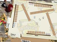 Mahjong Pizza screen