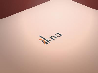 Ikna  Logo Design
