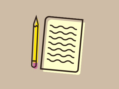 artizone shopping list icon design icon line art