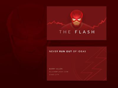 Flash Business Card