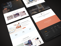 Com Name Business Html Template