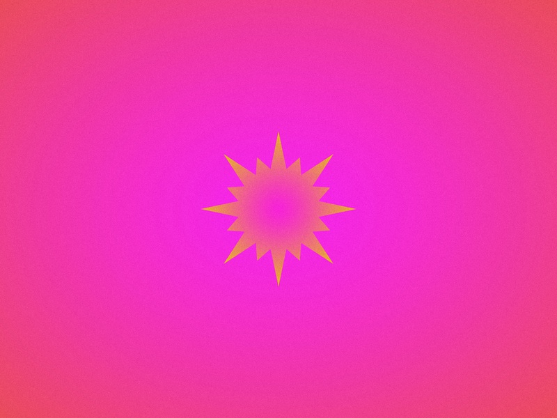 Dharma truth path star spirituality dharma vector illustration minimalism design