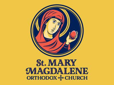 St. Mary Magdalene logo
