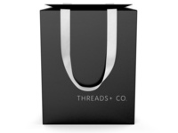 Threads + Co Logo Design Project