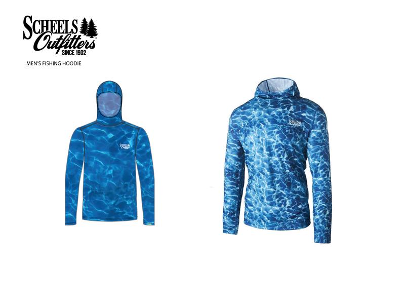 Mens Sheels Fishing Hoodie Design hoodie fishing hoodie athletic apparel fashion design apparel design textile print