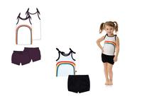 Petit Clair Girls Rainbow Set Design SS 2019