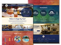 Bridges Bay Website Design