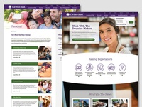 CorTrust Bank Website Design