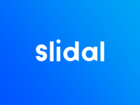 Slidal Logotype