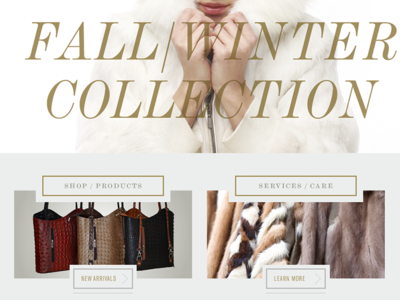 Labelle / Fashion UI Design flat branding app interactive web design website fashion ui design