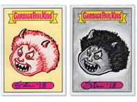 GARBAGE PAIL KIDS // 2018 Series One Sketch Cards