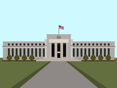 Federal Reserve Infographic Element By Aaron Beyfus On Dribbble