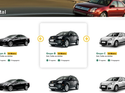 Mouseover on Cars List