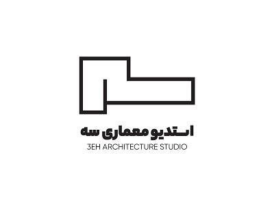 3EH Architecture Studio architecture design architect architecture illustration architecture logo typography illustration branding logo design logotype logodesign logo