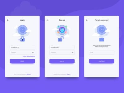 OnGraviti - Multi-Purpose Social App