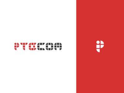 PTGCOM firm ido laish p logo rebranding redesign rebrand marketing brand branding agency ptgcom logo branding