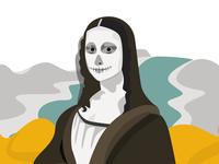 Scary Mona Lisa