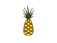 Pineapple - color