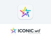 Iconic.wtf Logo