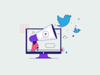 Video Marketing through Twitter