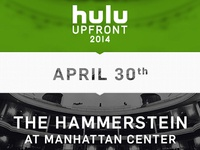 Upfront Save The Date