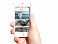 Responsive JackThreads Homepage