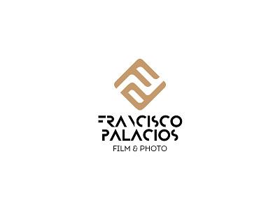 WIP Francisco Palacios logo feedback film photography mark brand evolution