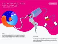 Web Article Design