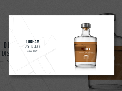 Durham Distillery - Exploration - Tequila