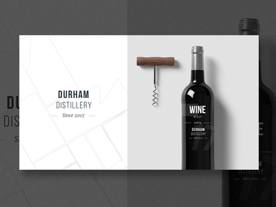 Durham Distillery - Exploration - Wine