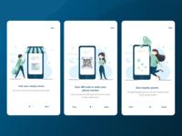 Walkthrough for Shopping & earn loyalty points app