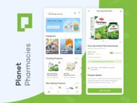Order Medicine Online Application Design
