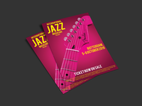 INTERNATIONAL JAZZ FEST 2019 - Flyer