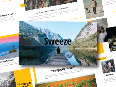 Sweeze Presentation Template