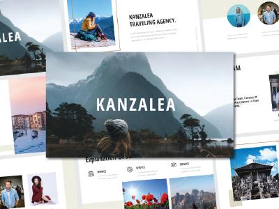 KANZALEA - Presentation Templates